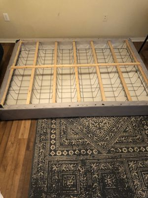 Queen box spring- PICK UP ONLY for Sale in Atlanta, GA
