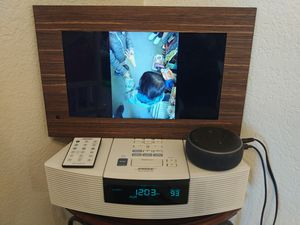 Bose Wave Radio CD Player AWRC-1P WITH REMOTE for Sale in Kenmore, WA