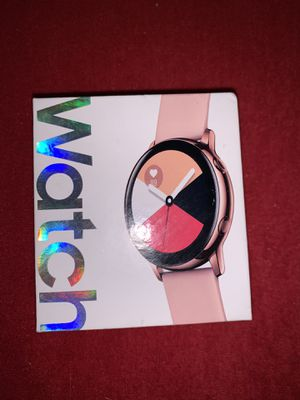 Samsung Galaxy Watch Active (Rose Gold) for Sale in Colton, CA