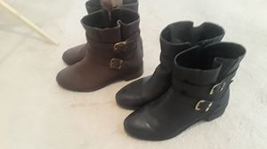Naturalizer leather boots for Sale in Carrollton, GA