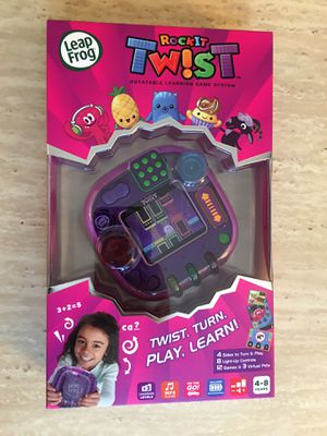 Leap Frog Rockit Twist Kids Learning Game for Sale in Sycamore, IL