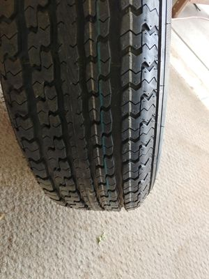 Travel trailer spare tire!! for Sale in Tome-Adelino, NM
