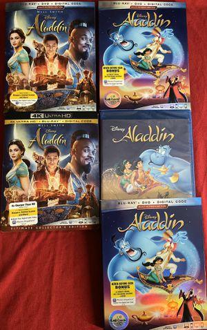 Aladdin movies for Sale in North Las Vegas, NV