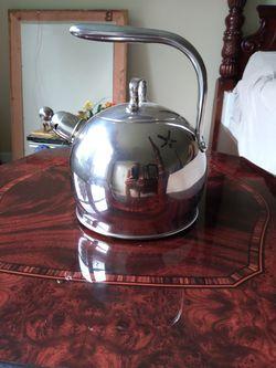 Boiling tea pot for Sale in Alexandria,  VA