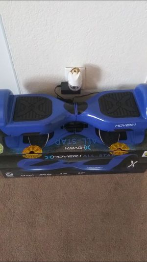 X-Hover 1 Hoverboard with Box for Sale in Naples, FL
