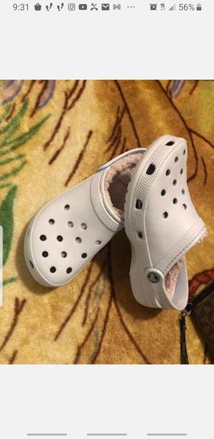 Crocs light blue new (crocs nuevos) for Sale in Los Angeles, CA