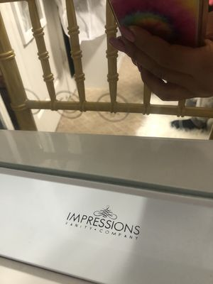Makeup LED Mirror for Sale in Herndon, VA