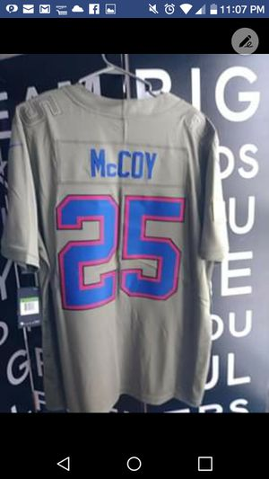 "Rare ""Salute to Service"" #25 Buffalo Bills Jersey for Sale in Harrisonburg, VA"