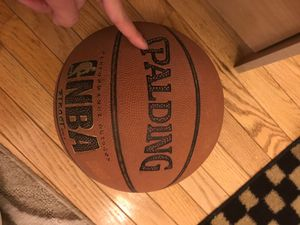 A small used basketball Ball for Sale in Germantown, MD