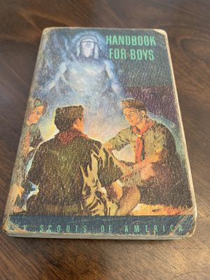 1950's Boy Scout Handbook for Sale in Raleigh, NC