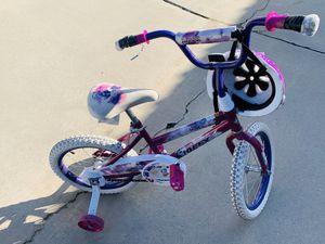Girls Bike Brand New /W Lid for Sale in Clovis, CA