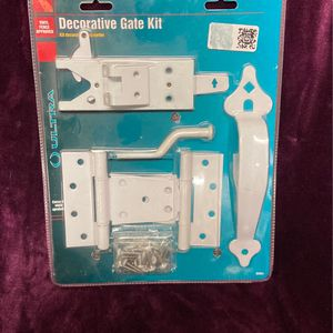 Decorative Gate Kit New In package for Sale in Murfreesboro, TN