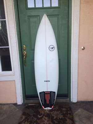 """5'8"""" Surfboard for Sale in San Diego, CA"""