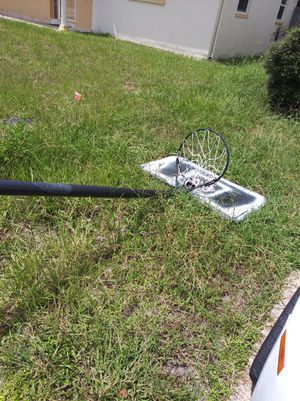 basketball hoop for Sale in Port Richey, FL