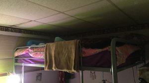 Full size loft bed for Sale in Howe, IN
