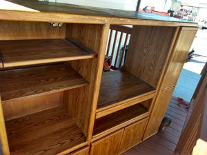 Tv stand for Sale in Fort Carson, CO