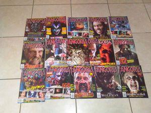 Old and new FANGORIA magazine for Sale in Orlando, FL