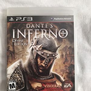 Dante's Inferno for PS3 for Sale in Irwindale, CA