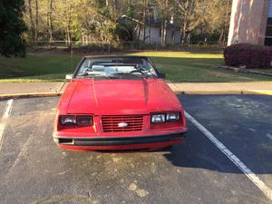 1984 Ford Mustang for Sale in Forsyth, GA
