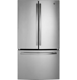 Gne27jsmss – Ge® Energy Star® 27.0 Cu. Ft. French-door Refrigerator for Sale in Portland, OR