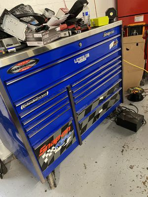 "Snap tool box 60"" by 29"" for Sale in Alexandria, VA"