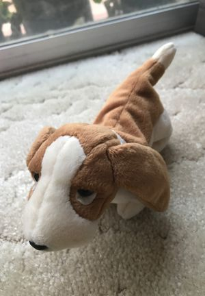 TY beanie babies tracker stuffed animal$3 for Sale in Menifee, CA