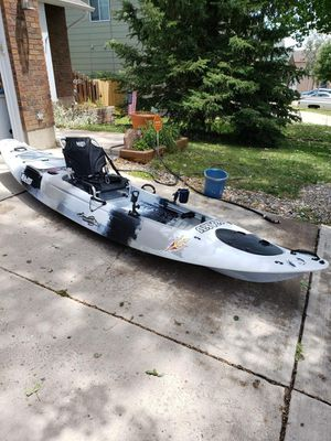 Kaku Wahoo 12.5 fishing kayak for Sale in Fountain, CO