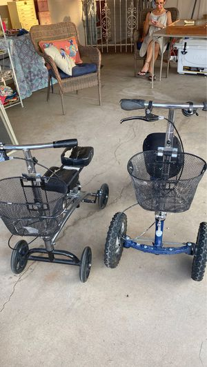 Knee scooters for Sale in Tempe, AZ