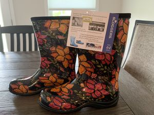 Women's Sloggers Rain/Garden Boots size 6 for Sale in Spring Hill, TN