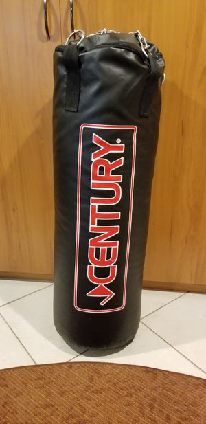 Heavy punching bag for Sale in Pleasantville, NY