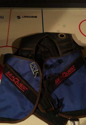 Sea quest scuba buoyancy compensator for Sale in Cleveland, OH