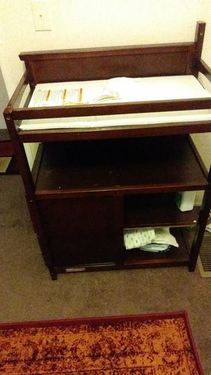Changing table for Sale in Arlington, TX