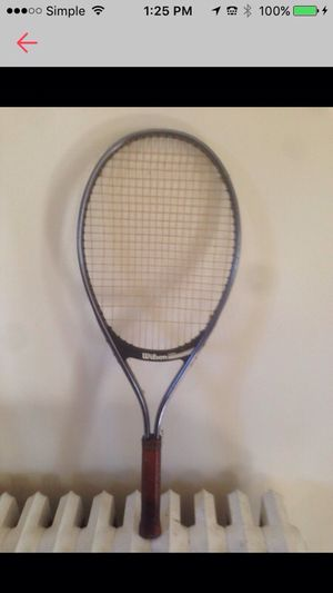 Tennis racket for Sale in Washington, DC