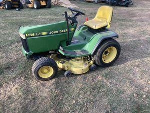 John Deere gt262 44in garden tractor for Sale in Colleyville, TX