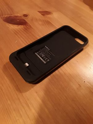 mophie Juice Pack Air Protective Case for iPhone 5, 5S and 5SE for Sale in Seattle, WA