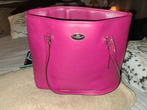 Coach Hot Pink Tote for Sale in Phoenix, AZ