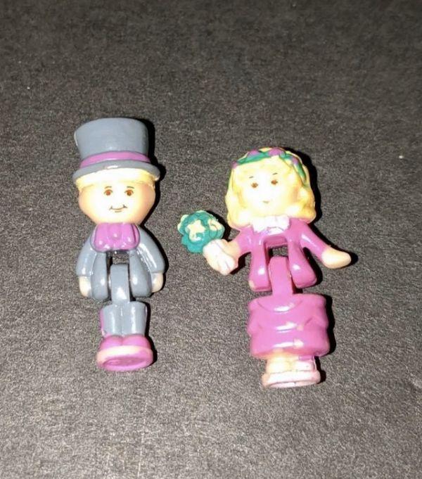 Vintage Polly Pocket Lot