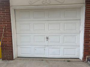 Garage door with motor for Sale in Palmyra, NJ