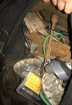 Bag with heavy metals for Sale in San Antonio, TX