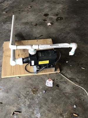 Hot tub pump for Sale in Orlando, FL