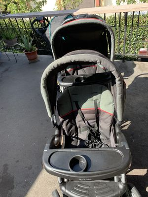 Baby Trend Sit N Stand double stroller for Sale in Lakewood, CA