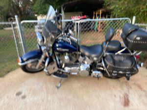 Harley Davidson heritage softail for Sale in Wadley, GA