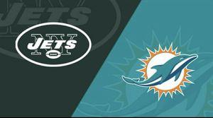 Miami Dolphins vs New York Jets for Sale in Miami, FL