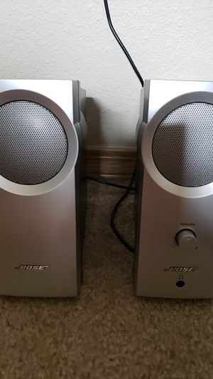 Bose companion 2 multimedia speaker system for Sale in Spanaway, WA