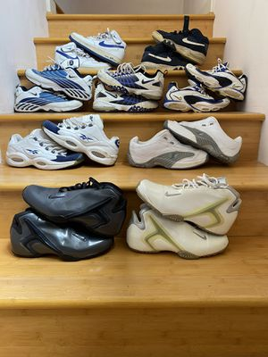 Nike Hyperflights, Reebok Iversons, Nike Air Max's, Nike Air Force Ones for Sale in Oakland, CA