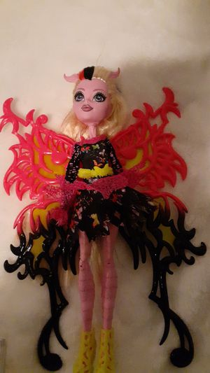 Monster high doll for Sale in Placentia, CA