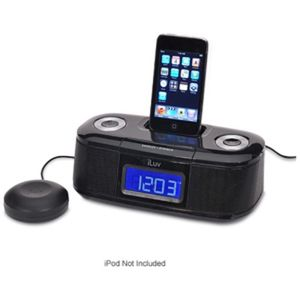 New iLuv Alarm Clock with Bed Shaker for Sale in Sunrise, FL