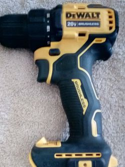 "Dewalt 20 V Atomic Brushless Compact 1/2"" Drill Driver Tool Only for Sale in Sloan,  NV"