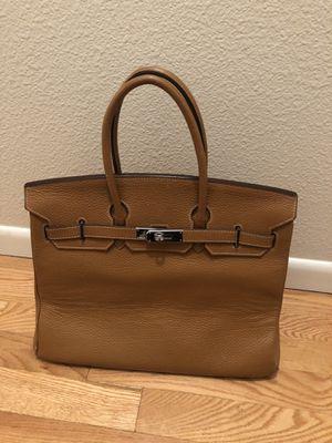 Hermès Birkin Bag with Sterling Silver Hardware for Sale in Everett, WA