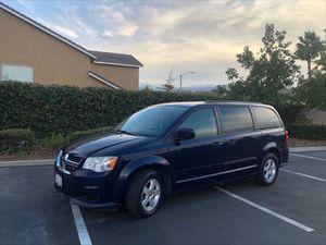 2013 Dodge Grand Caravan for Sale in Corona, CA